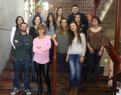 ISPA personal del grupo de investigación CROS