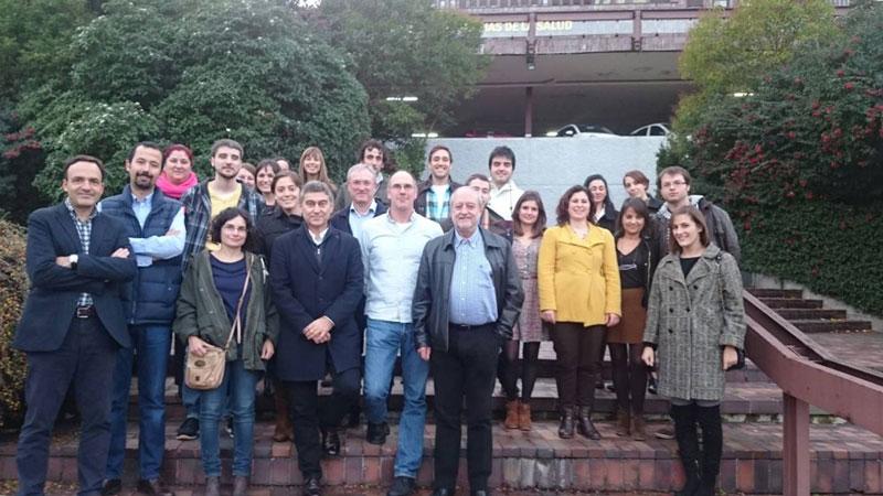 ISPA personal del grupo de investigación oncología de cabeza y cuello