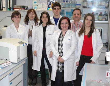ISPA personal del grupo de investigación Envejecimiento cerebral y enfermedades neurodegenerativas