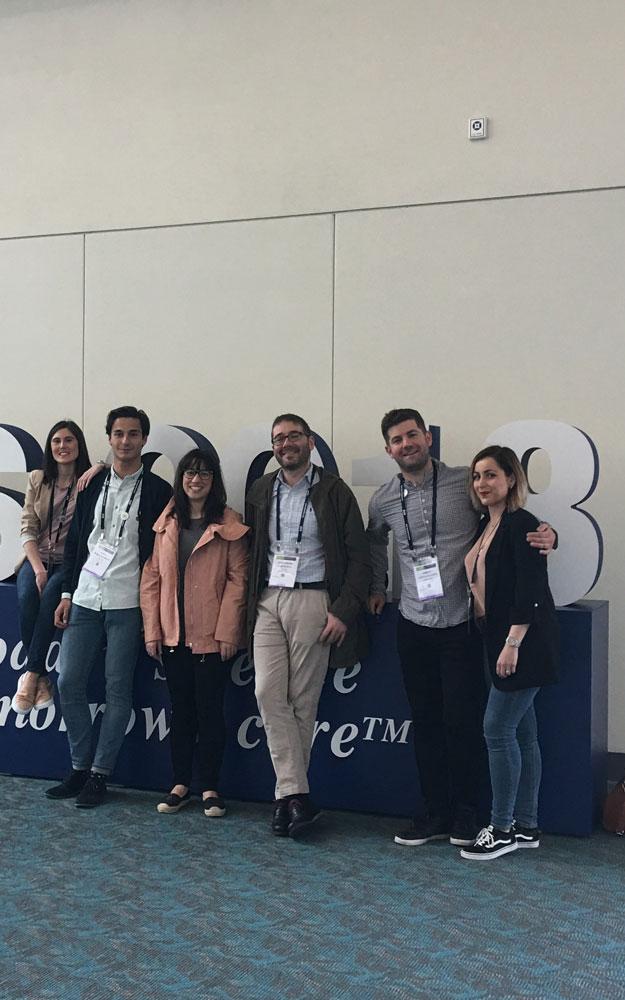 Integrantes del Grupo de Investigación Traslacional del Paciente Crítico