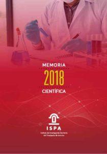 Memoria científica ISPA 2018