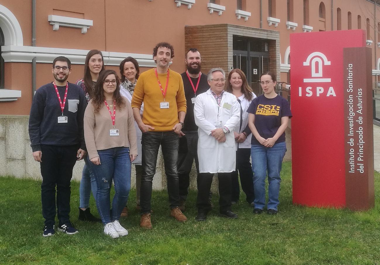 Grupo Sarcomas y Terapias experimentales ISPA